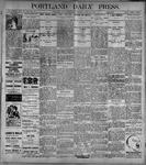 Portland Daily Press: June24, 1899