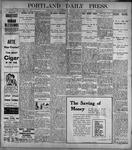 Portland Daily Press: June28, 1899