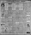 Portland Daily Press: June29, 1899