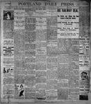 Portland Daily Press: July 1, 1899