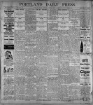 Portland Daily Press: July 3, 1899