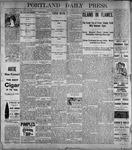 Portland Daily Press: July 6, 1899