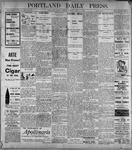 Portland Daily Press: July 7, 1899
