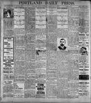 Portland Daily Press: July 8, 1899