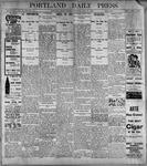Portland Daily Press: July 10, 1899