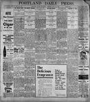 Portland Daily Press: July 12, 1899