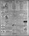 Portland Daily Press: August 4, 1899