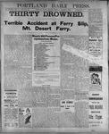 Portland Daily Press: August 7, 1899