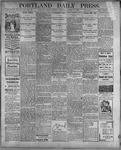 Portland Daily Press: August 17, 1899