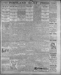 Portland Daily Press: August 19, 1899