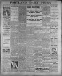Portland Daily Press: August 22, 1899