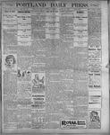 Portland Daily Press: August 26, 1899