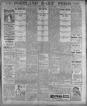 Portland Daily Press: August 29, 1899