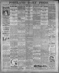 Portland Daily Press: August 31, 1899