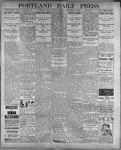 Portland Daily Press: September 4, 1899