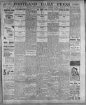 Portland Daily Press: September 6, 1899