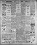 Portland Daily Press: September 8, 1899
