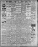 Portland Daily Press: September 13, 1899