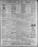 Portland Daily Press: September 15, 1899