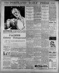 Portland Daily Press: September 16, 1899