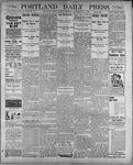 Portland Daily Press: September 18, 1899