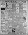 Portland Daily Press: September 22, 1899