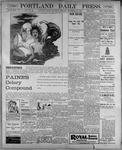 Portland Daily Press: September 23, 1899