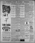 Portland Daily Press: September 26, 1899