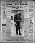 Portland Daily Press: September 27, 1899