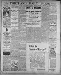 Portland Daily Press: September 28, 1899