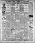 Portland Daily Press: January 1, 1900