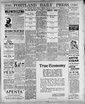 Portland Daily Press: January 5, 1900