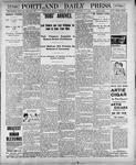 Portland Daily Press: January 11, 1900