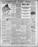 Portland Daily Press: January 12, 1900