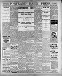Portland Daily Press: January 15, 1900