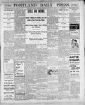 Portland Daily Press: January 16, 1900