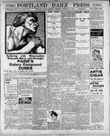 Portland Daily Press: January 20, 1900