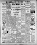 Portland Daily Press: January 22, 1900