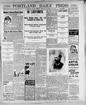 Portland Daily Press: January 23, 1900
