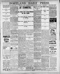 Portland Daily Press: January 24, 1900