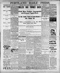 Portland Daily Press: January 29, 1900