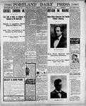 Portland Daily Press: February 1, 1900