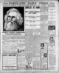 Portland Daily Press: February 3, 1900