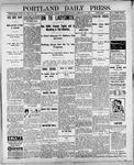 Portland Daily Press: February 5, 1900
