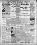 Portland Daily Press: February 6, 1900