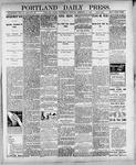 Portland Daily Press: February 7, 1900