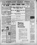 Portland Daily Press: February 8, 1900