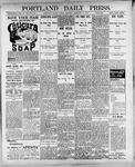 Portland Daily Press: February 9, 1900