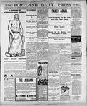 Portland Daily Press: February 10, 1900