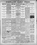 Portland Daily Press: February 12, 1900